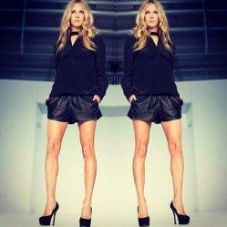 Model Lyndl Kean