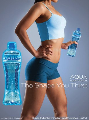 Aqua pure water - by photographer Pedro Virgil with Aussie Elite Group