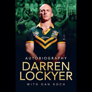 Darren Lockyer - by photographer Pedro Virgil with Aussie Elite Group