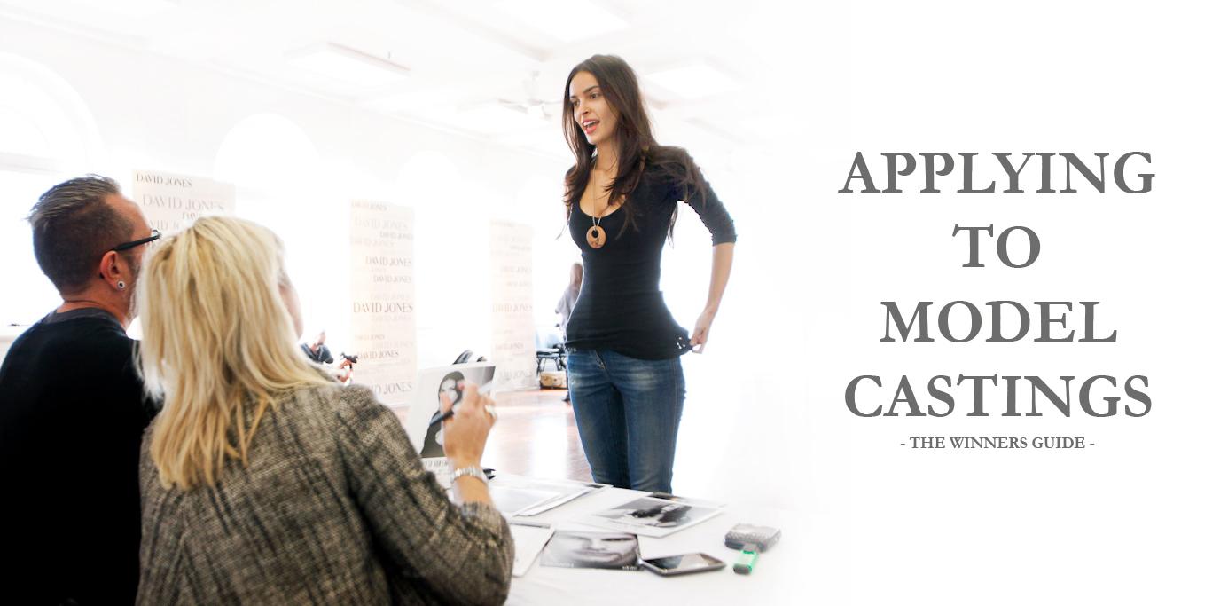 model casting & portfolio tips | aussie elite