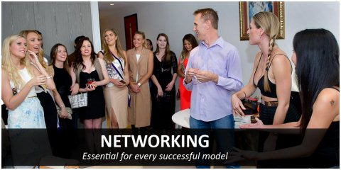 Sydney model networking night