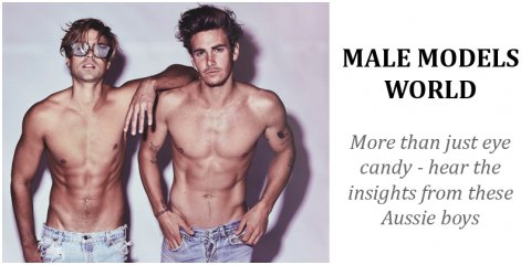 Male models world