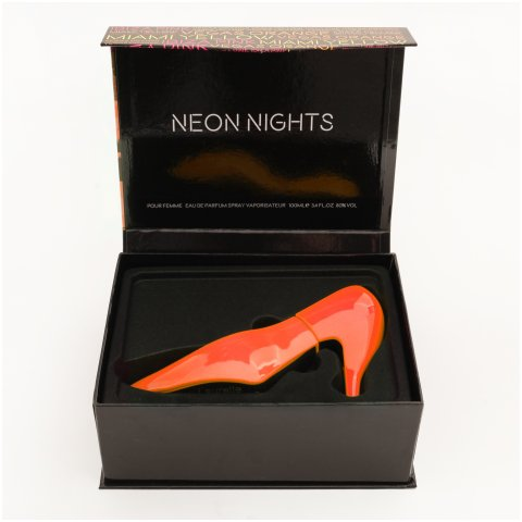 Sexxy-Shoo Neon Nights Orange