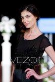 Opening model in  Face Fashion runway - Model Joanne Nicolas