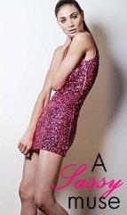 Sassy dolls - Model Joanne Nicolas