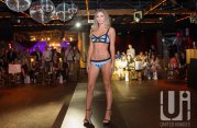 Top model Oceana Strachan with Aussie Elite Group
