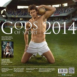 Gods of Sport - by photographer Pedro Virgil with Aussie Elite Group