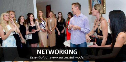 Sydney model networking night