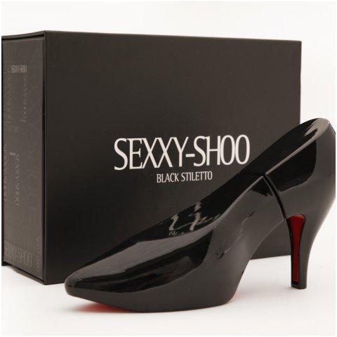 Sexxy-Shoo Black