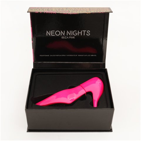 Sexxy-Shoo Neon Nights Pink